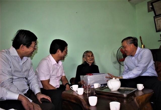 Chánh án Nguyễn Hòa Bình dự Ngày hội Đại đoàn kết tại Quảng Ngãi - 6
