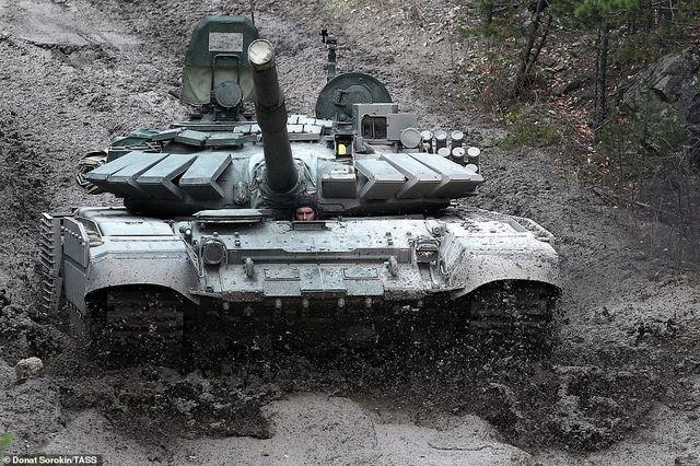[ẢNH] Bên trong nhà máy sản xuất siêu tăng huyền thoại của Nga - 3