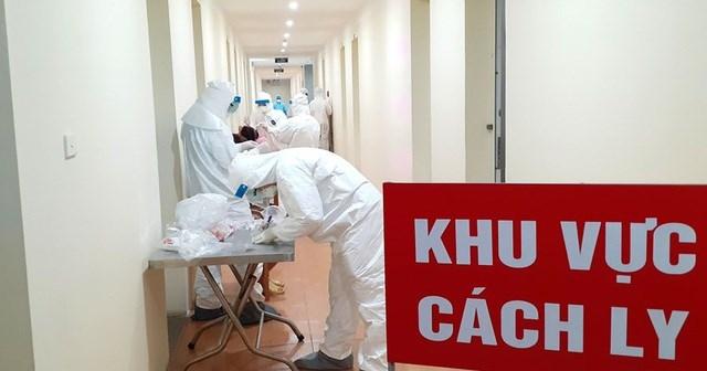 Dịch Covid-19: Việt Nam thêm 3 ca mắc, đều liên quan đến bệnh nhân số 34