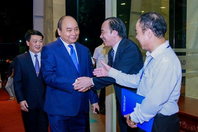 [ẢNH] Lễ trao giải 'Báo chí với công tác đấu tranh phòng, chống tham nhũng, lãng phí' lần thứ hai  - 13