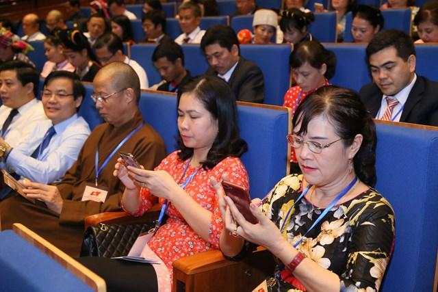 999 đại biểu chính thức tham dự Đại hội MTTQ Việt Nam lần thứ IX - 10