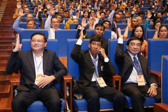 999 đại biểu chính thức tham dự Đại hội MTTQ Việt Nam lần thứ IX - 8