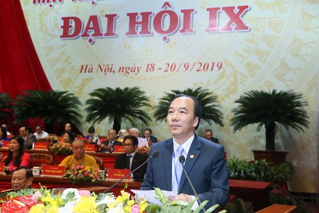 999 đại biểu chính thức tham dự Đại hội MTTQ Việt Nam lần thứ IX - 5
