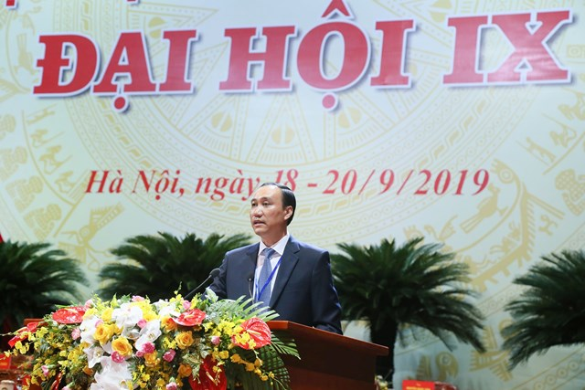 999 đại biểu chính thức tham dự Đại hội MTTQ Việt Nam lần thứ IX - 2