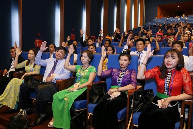 999 đại biểu chính thức tham dự Đại hội MTTQ Việt Nam lần thứ IX - 7