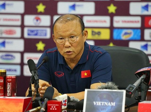 HLV Park Hang Seo: 'Malaysia đã mạnh hơn nhiều so với AFF Cup 2018' - 1