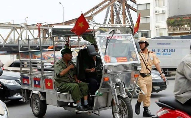 Hà Nội sẽ cấm xe xích lô, dừng hoạt động xe ba bánh chở hàng, chở người