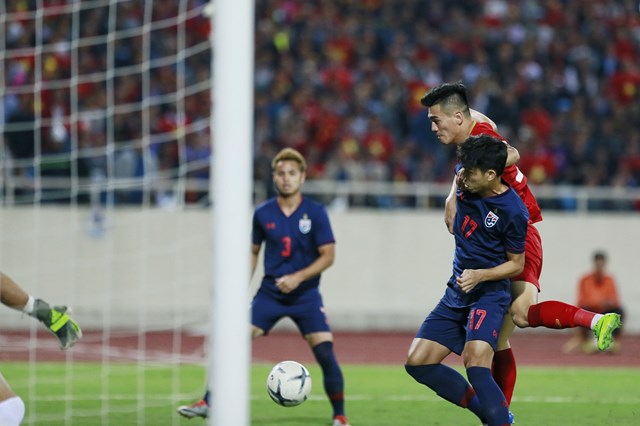 Việt Nam - Thái Lan 0-0: Văn Lâm liên tiếp cứu thua cho tuyển Việt Nam - 2