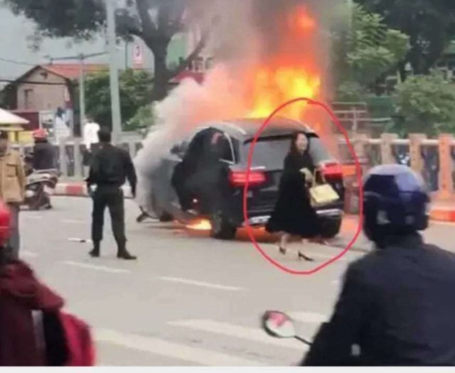 Tạm giữ hình sự nữ tài xế Mercedes gây tai nạn đường Lê Văn Lương