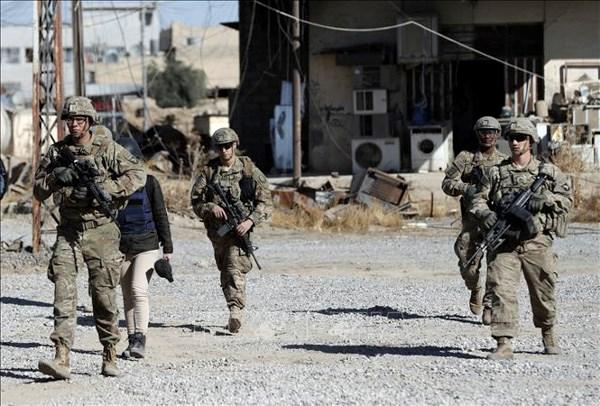 Mỹ điều thêm quân tới Trung Đông