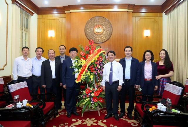 Đài Tiếng nói Việt Nam chúc mừng Ngày truyền thống MTTQ Việt Nam - 1