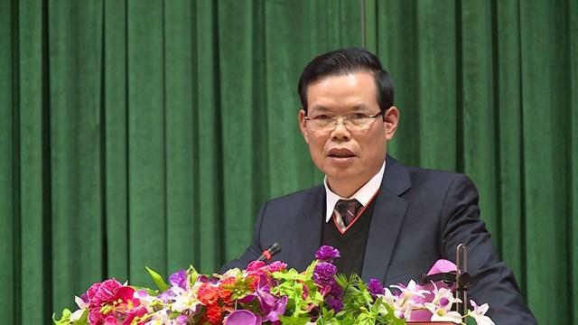 Gian lận thi tại Hà Giang: Ông Triệu Tài Vinh bị đề nghị kỷ luật