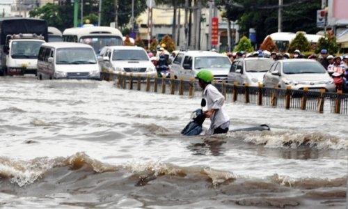 Đề xuất rà soát lại quy hoạch thuỷ lợi chống ngập úng TP Hồ Chí Minh