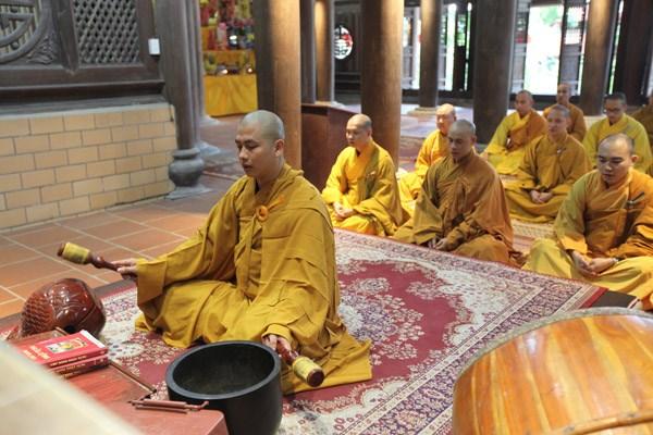 [ẢNH] Một ngày ở Học viện Phật giáo Việt Nam - 5
