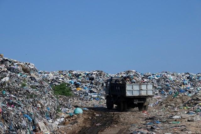 Hội An (Quảng Nam): Ô nhiễm môi trường từ bãi rác Cẩm Hà - 1
