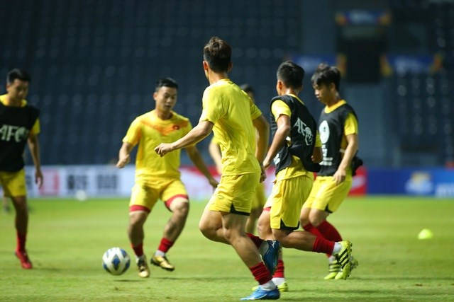 U23 Việt Nam 0-0 U23 Jordan: Trận hòa quý giá - 7