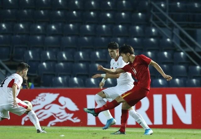 U23 Việt Nam 0-0 U23 Jordan: Trận hòa quý giá - 4