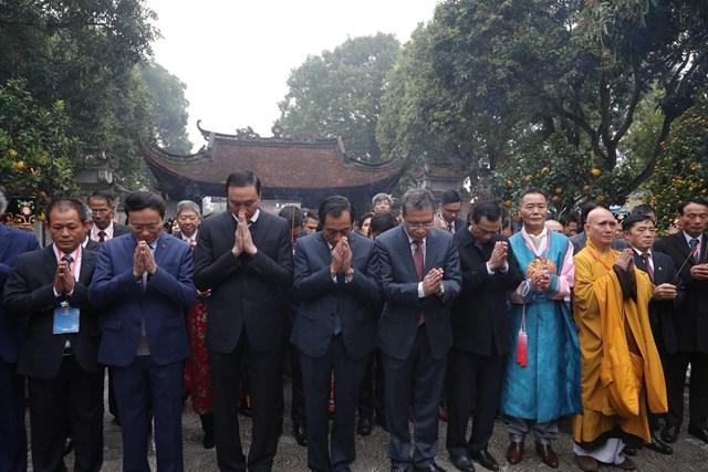 Xuân quê hương 2020: Gặp mặt Đoàn kiều bào tiêu biểu tại Bắc Ninh - 1