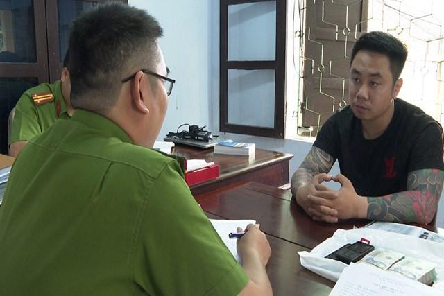 Khởi tố giang hồ Hà Nội vào Huế cho vay lãi suất hơn 120%/năm