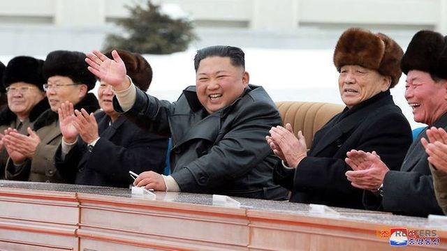 Ông Kim Jong-un khai trương 'thành phố của nền văn minh hiện đại' cạnh núi thiêng - 2