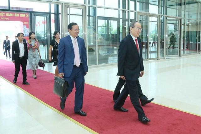 [ẢNH] Lãnh đạo Đảng, Nhà nước dự Khai mạc Đại hội toàn quốc MTTQ Việt Nam lần thứ IX - 3