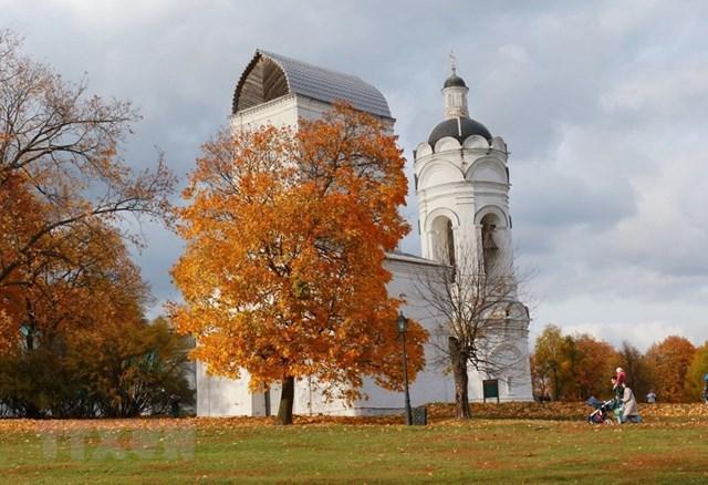 [ẢNH] Rực rỡ mùa thu vàng nước Nga - 4