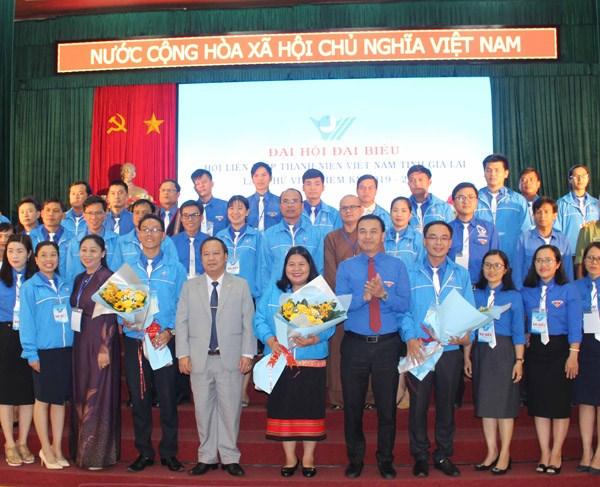 Đại hội đại biểu Hội LHTN Việt Nam tỉnh Gia Lai lần thứ VII