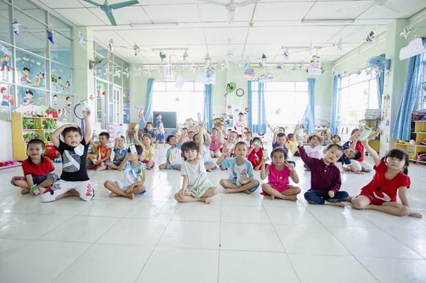 Vinamilk chính thức được chọn là nhà cung cấp sữa học đường tại Vĩnh Long - 2