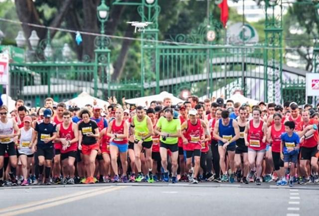 Gần 13.000 người tham gia Giải Marathon Quốc tế TP HCM Techcombank năm 2019 - 1