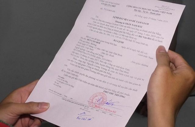 Bắt giam trở lại đối tượng giết con gái, phi tang xác xuống sông Hàn - 1