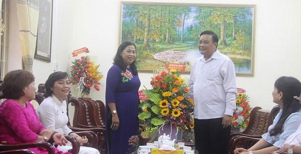 Lãnh đạo tỉnh Bình Định chúc mừng Ngày Phụ nữ Việt Nam 20-10