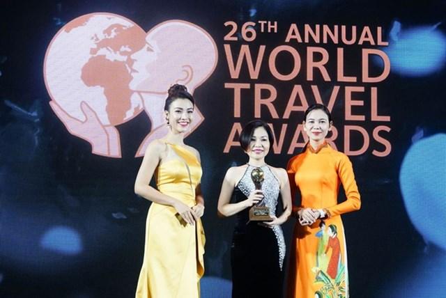 Hệ thống nghỉ dưỡng của FLC giành cú đúp tại World Travel Awards 2019 - 1