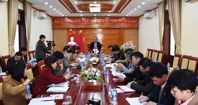 Lạng Giang, Bắc Giang: 96% số khu dân cư có báo Đại đoàn kết