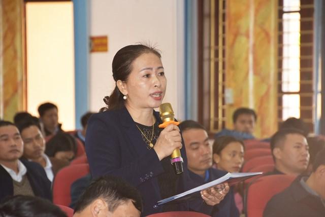 Thái Nguyên: Đối thoại trực tiếp với nhân dân - 1