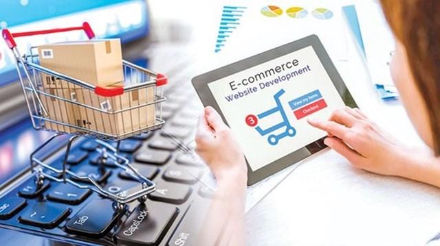 Thâm nhập thị trường ngoại bằng thương mại điện tử