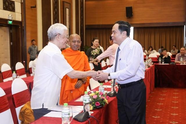Khai mạc Hội nghị Đoàn Chủ tịch UBTƯ MTTQ Việt Nam lần thứ 14 - 5