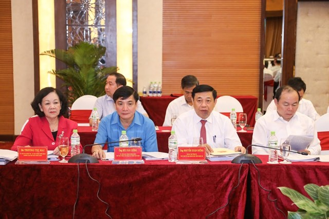 Khai mạc Hội nghị Đoàn Chủ tịch UBTƯ MTTQ Việt Nam lần thứ 14 - 3