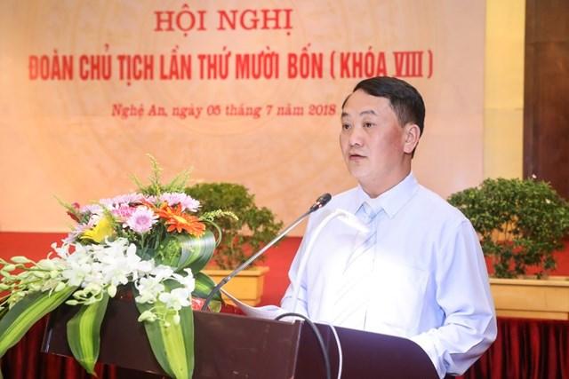 Khai mạc Hội nghị Đoàn Chủ tịch UBTƯ MTTQ Việt Nam lần thứ 14 - 7