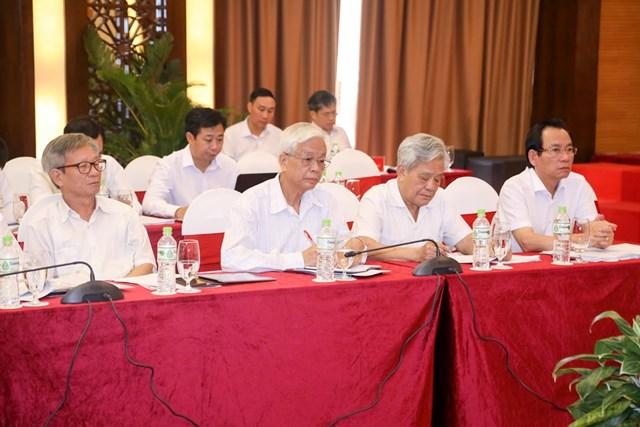 Khai mạc Hội nghị Đoàn Chủ tịch UBTƯ MTTQ Việt Nam lần thứ 14 - 4