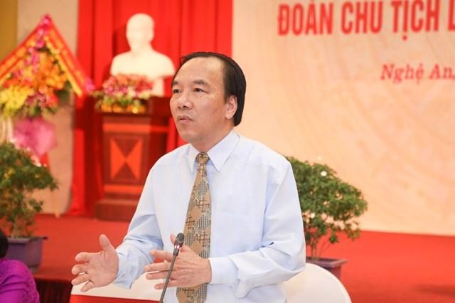 Khai mạc Hội nghị Đoàn Chủ tịch UBTƯ MTTQ Việt Nam lần thứ 14 - 10