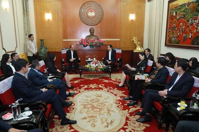 BẢN TIN MẶT TRẬN: Chủ tịch Trần Thanh Mẫn tiếp nhận ủng hộ và đăng ký ủng hộ phòng, chống dịch Covid-19