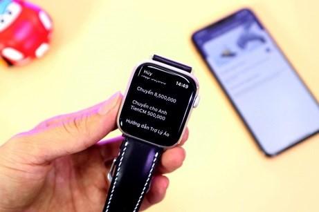 Trải nghiệm BIDV SmartBanking ngay trên đồng hồ Apple Watch - 3