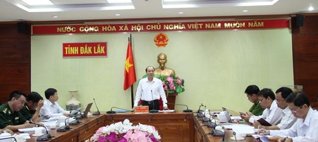 Đắk Lắk: Chủ động ứng phó với các tình huống thiên tai