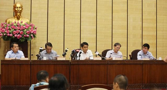 Làm rõ thông tin về Kết luận Thanh tra đất đai tại xã Đồng Tâm