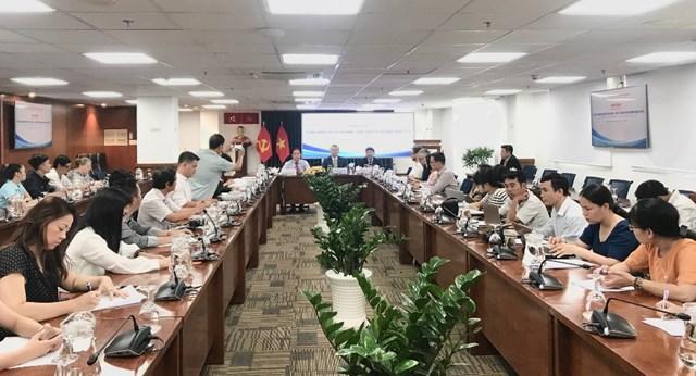 Lễ hội 'Thành phố Hồ Chí Minh – Phát triển và Hội nhập' năm 2019