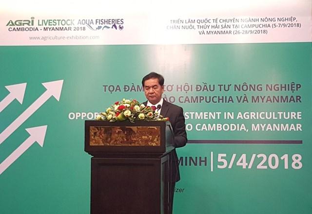 Nhiều cơ hội cho DN Việt Nam tại thị trường Campuchia và Myanmar - 1