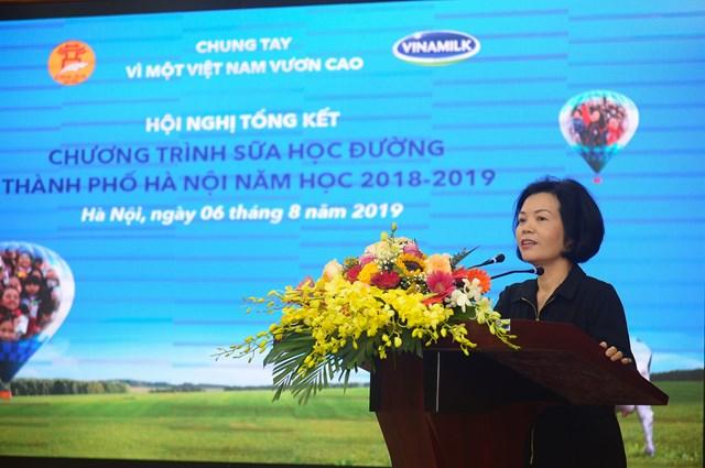 Hà Nội: Hơn 1 triệu trẻ mẫu giáo và học sinh tiểu học tham gia chương trình Sữa học đường - 3