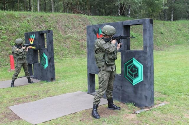 [ẢNH] Những 'bông hồng thép' tại Hội thao Quân sự quốc tế -  International Army Games 2019 - 4
