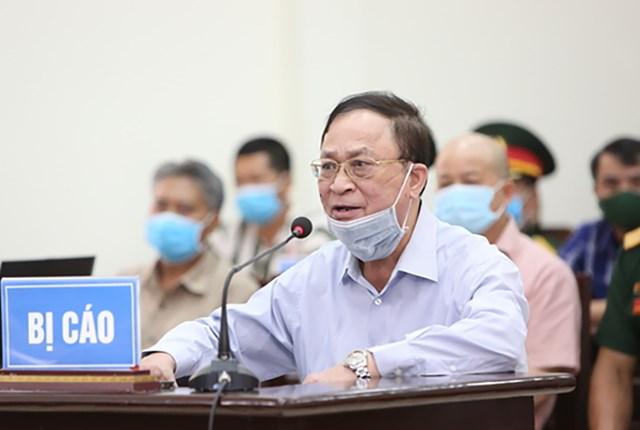 Xét xử cựu Thứ trưởng Bộ Quốc phòng Nguyễn Văn Hiến