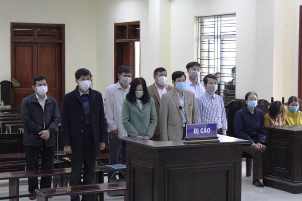Thanh Hóa: Án phạt nghiêm khắc đối với các cán bộ Thanh tra nhận hối lộ